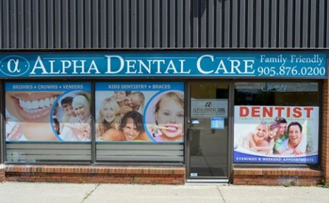 Welcome to Alpha Dental Care's Milton Blog